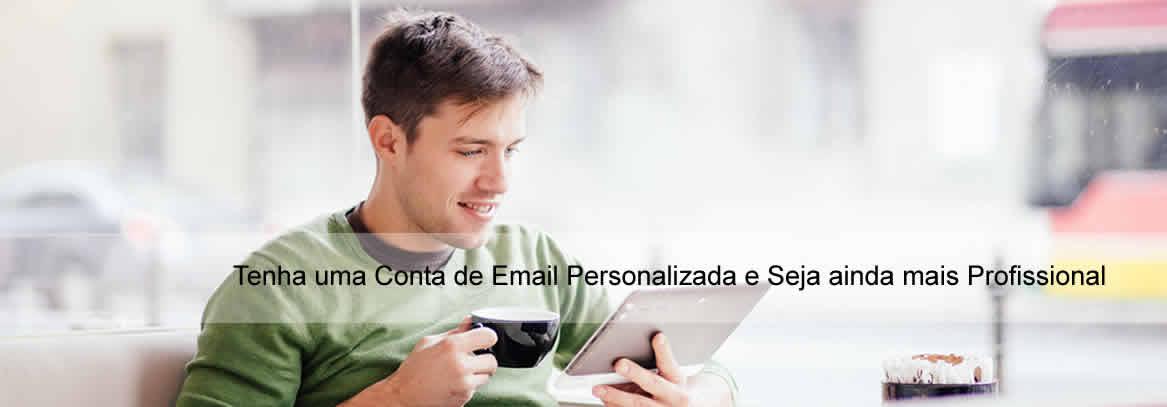 banner email personalizado - E-mail empresarial