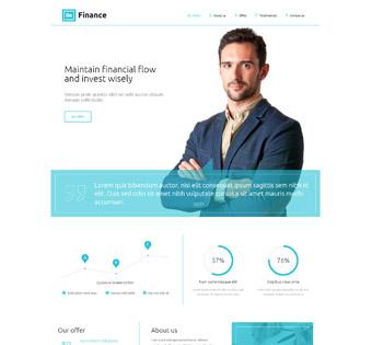 finance - Desenvolvemos o seu site de forma grátis !