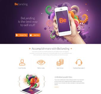 landing - Desenvolvemos o seu site de forma grátis !