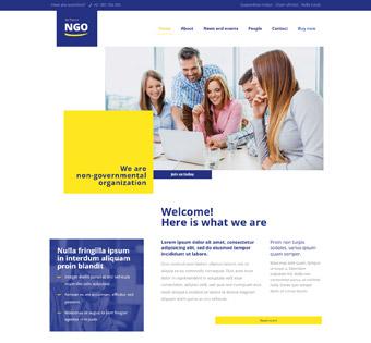 ngo - Desenvolvemos o seu site de forma grátis !