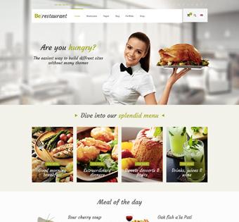 restaurant - Desenvolvemos o seu site de forma grátis !