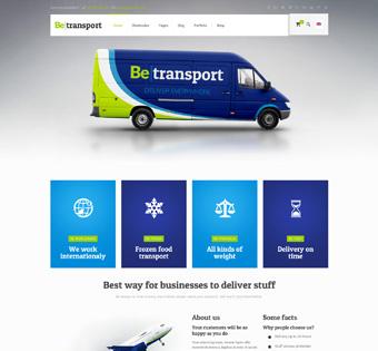 transport - Desenvolvemos o seu site de forma grátis !