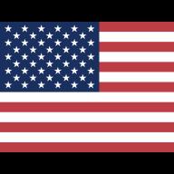 united states of america flag country nation union empire 33135 - Revenda de hospedagem - Brasil / Estados Unidos