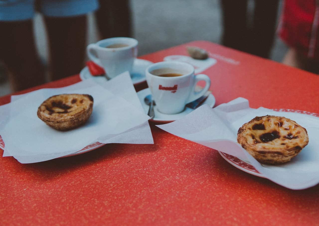 two-baked-pastries-in-plate-on-table-1549178